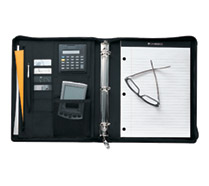 zip binders are awesome!